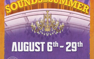 The Sound Announces 21 shows in August!